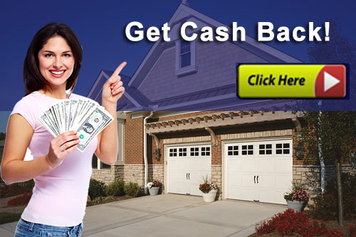 Garage Cash Back